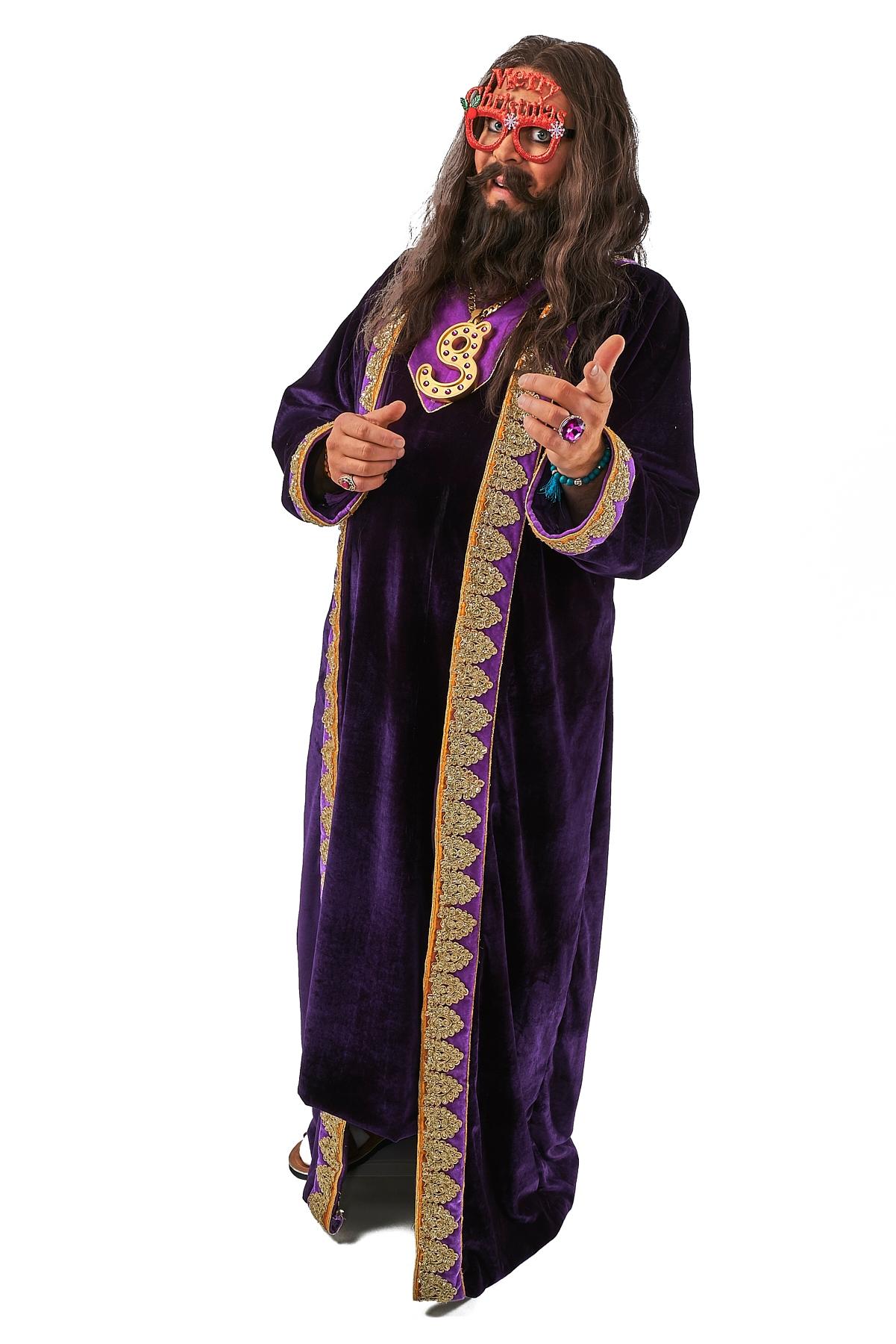 money guru portraiture