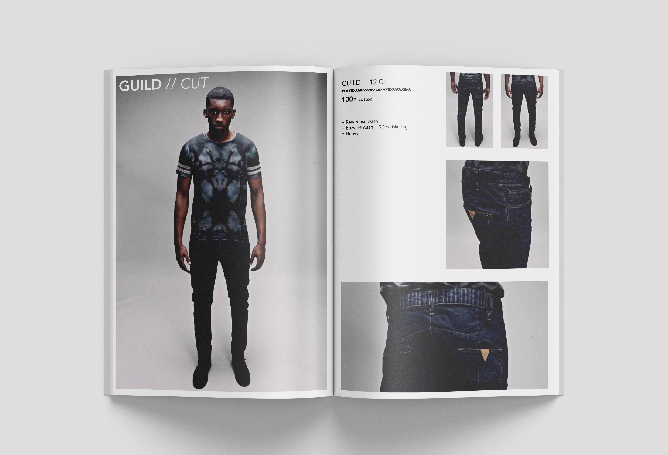 Volklore menswear clothing brand