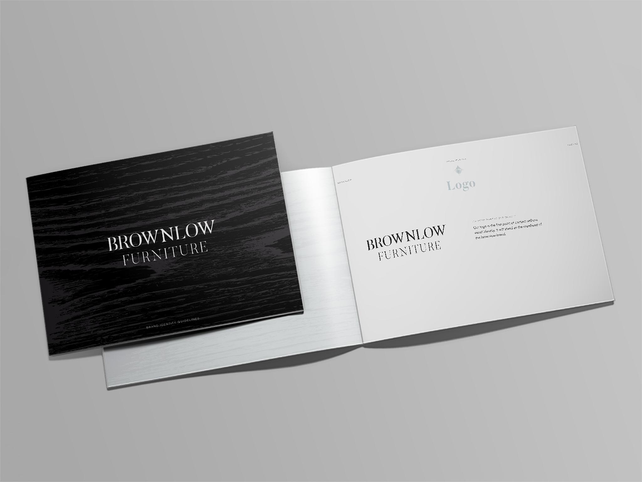 english furniture manufacturer creative agency branding