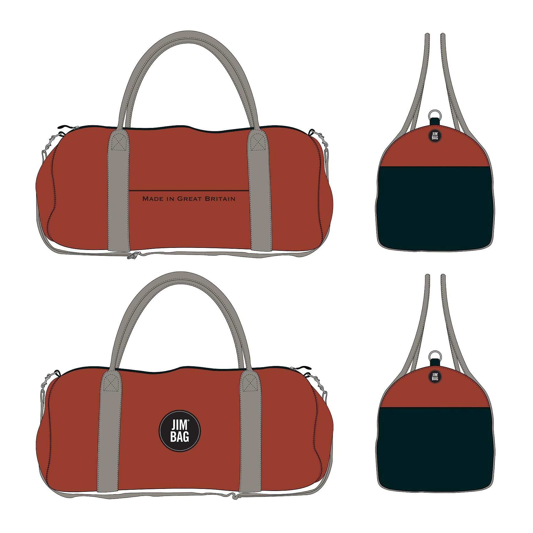 Accessories Design of jim bag