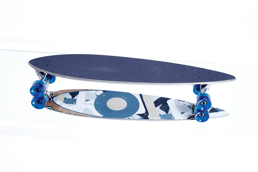 manufacture & marketing of skate boards