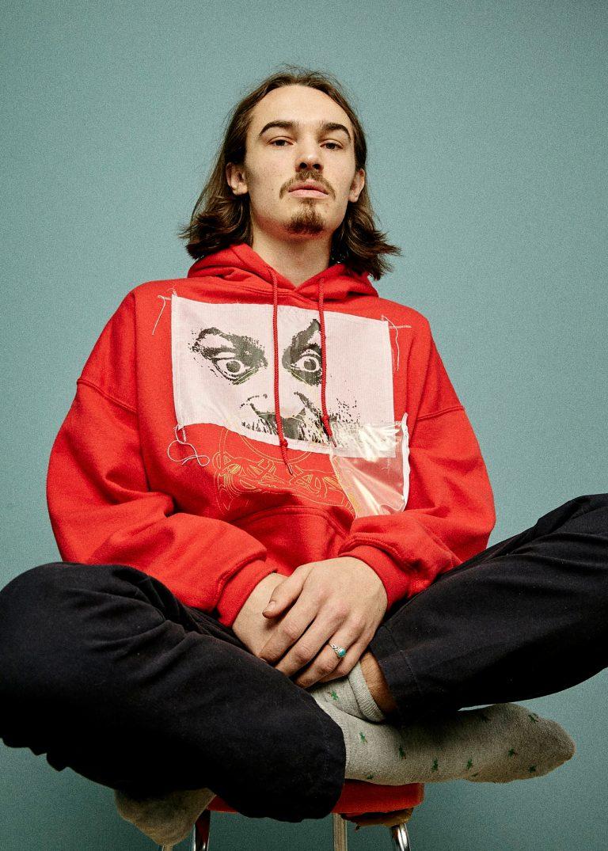 musician portrait by portrait photographer henrymuller